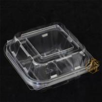 【整箱預訂】HB 漢堡食品盒(13.2*13.2*6.6cm)
