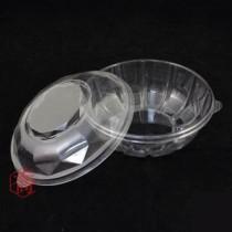 KF-009 水晶沙拉碗(15.5*8.1cm)(50組/包)