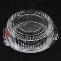 L5 自扣圓型大面包盒(25.2*8cm)(50入/包)