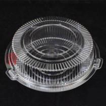 V5 自扣圓型大面包盒(25.2*8cm)(50入/包)(替代L5)