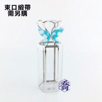 101(銀)PVC六角手工盒(4.7*5.5*10cm)