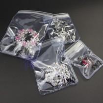 PVC夾鏈袋 (8*12cm)