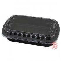 C-012 黑底微波盒(26.8*17.2*6.5cm)