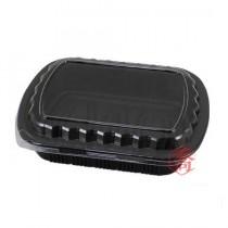 C-008 黑底微波盒(23*17.2*6.2cm)