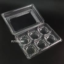 SD-100-11自扣6粒蛋黃酥盒(20*14*5cm)(50入/包)