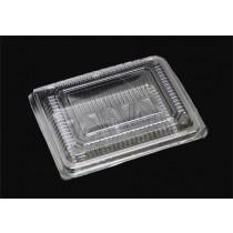 SD-8H 自扣早餐盒(14*11*3.8cm)(100入/包)