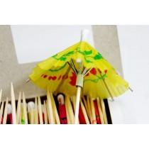 小雨傘牙籤(140入/盒)