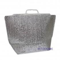 【S-102】 輕便型手提保冷袋 (20*24+12cm)