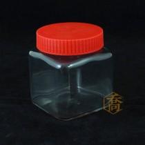 TB-712 加厚正方瓶 (9.5*9.5*11cm)