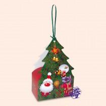 X-035 聖誕樹盒(14*8*8cm)